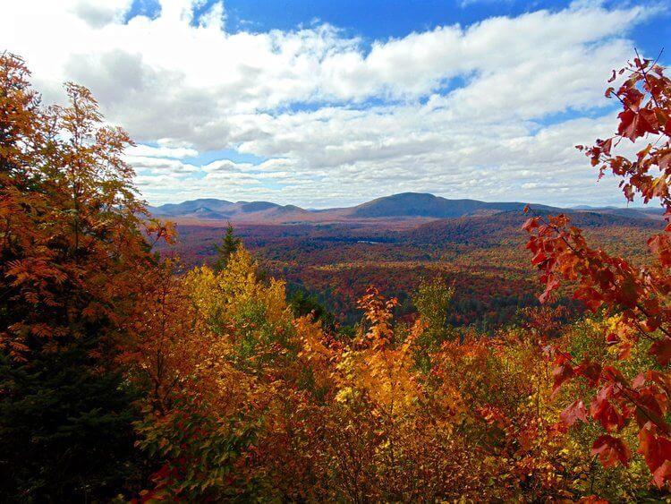 Adirondack Fall Colors