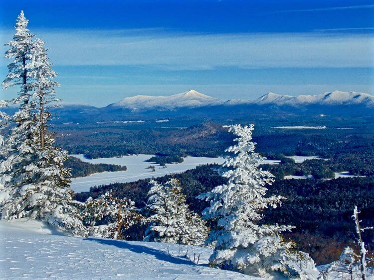 Northern Adirondacks and St. Regis Mountain
