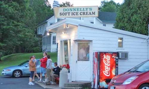 Donnelly's Ice Cream – Saranac Lake
