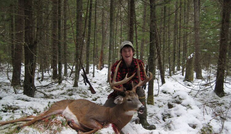 Adirondack Deer Hunting Property