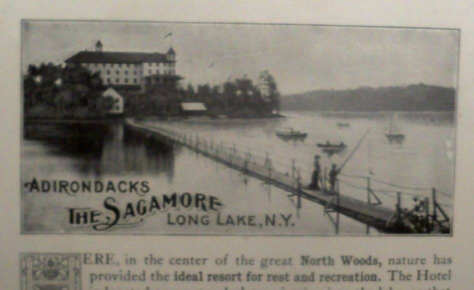 Sagamore on Long Lake