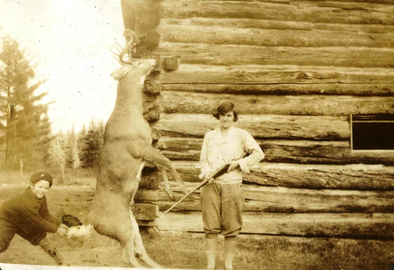 Hunting in the Adirondacks