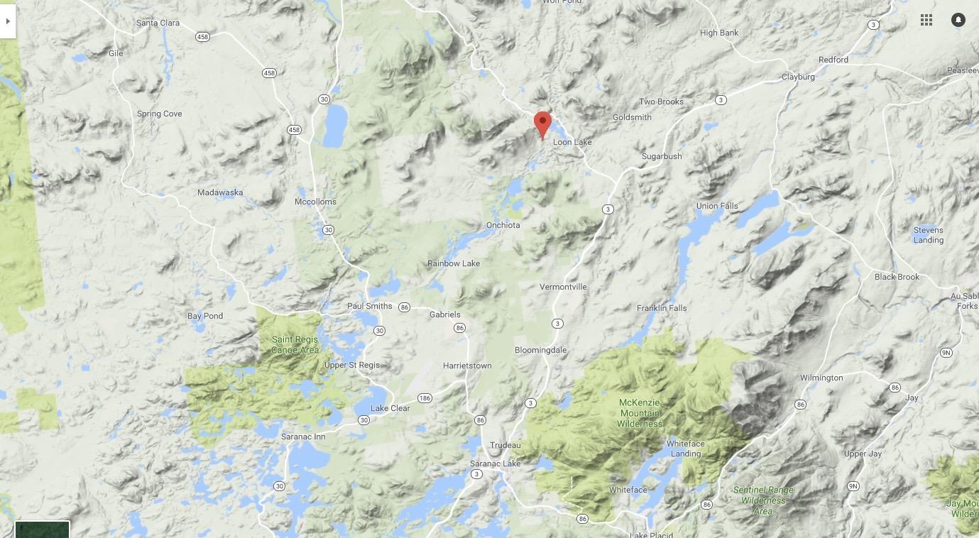 150 acres- Loon Lake 2