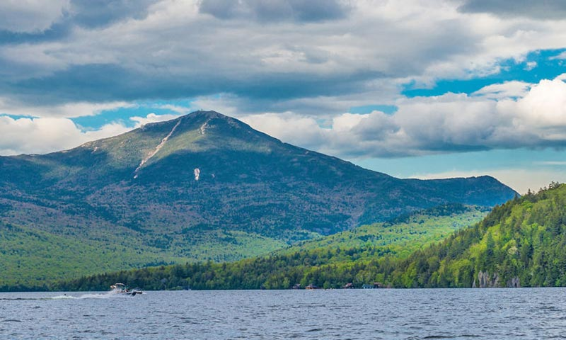 View of Whiteface Mountain