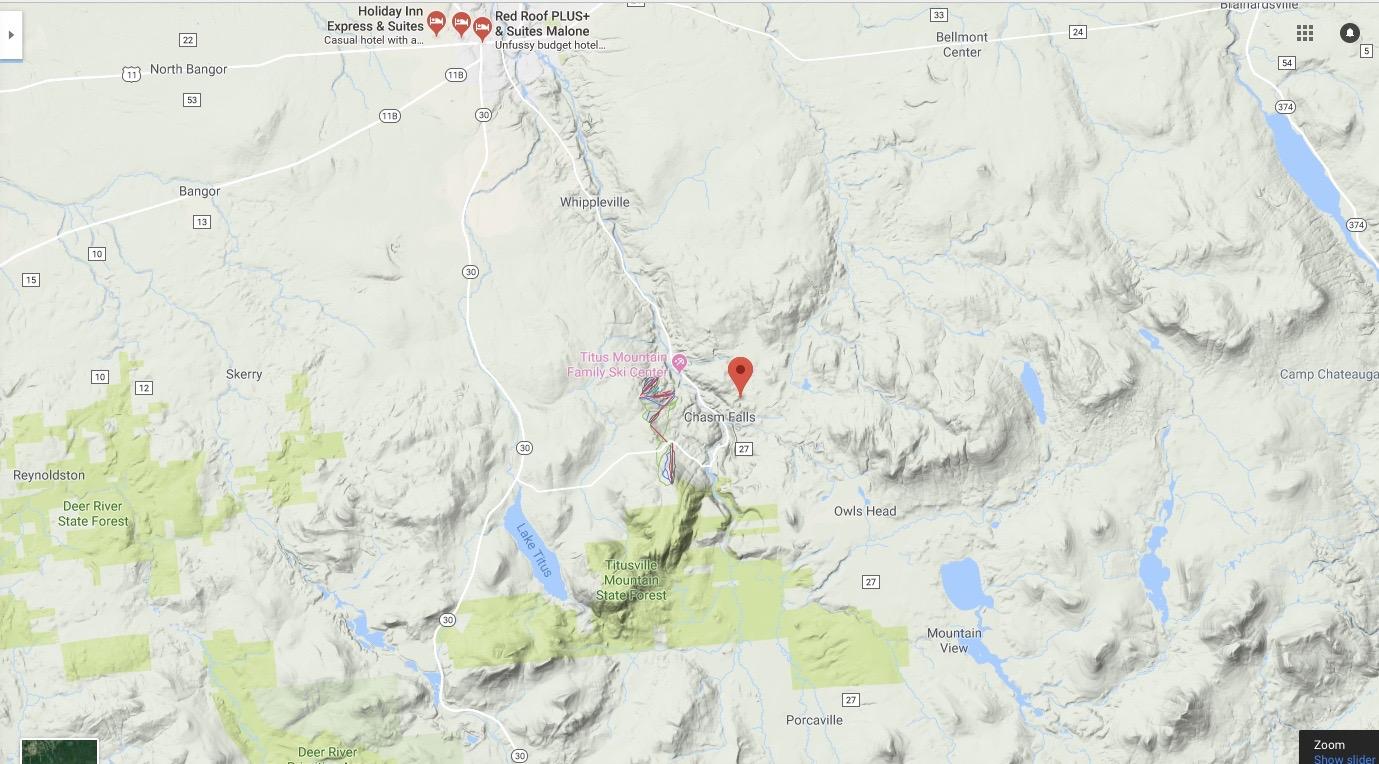 Pine Knolls Location 2