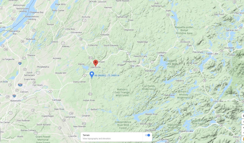 Kimball Mill Location 3