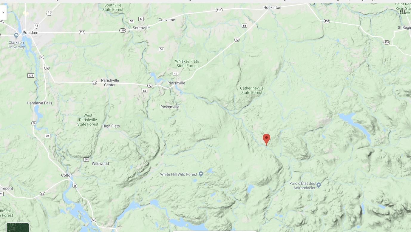 Sylvan Falls Location 2